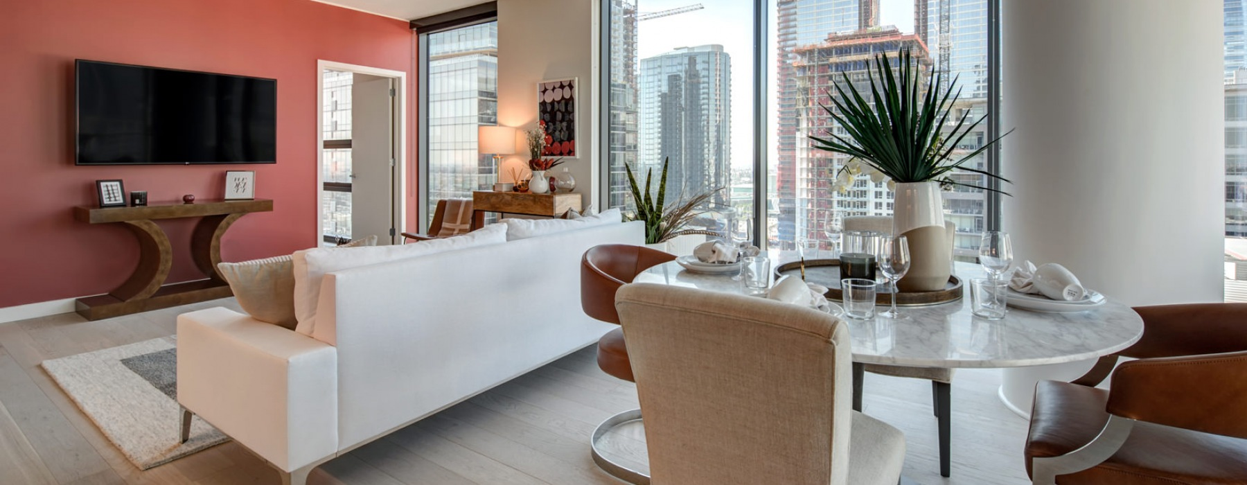luxury apartments downtown los angeles